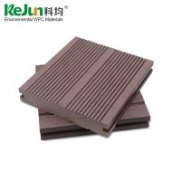 Wholesale KEJUN High-level anti-uv waterproof outdoor decking wood plastic composite from china suppliers