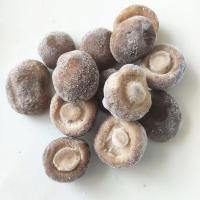 China IQF Frozen Shiitake Mushroom Whole, blanched on sale