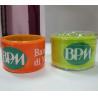 Snap Bracelets for Adult, Reflective Snap Bracelet, Flexible PVC Snap Wristband for sale