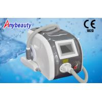 Wholesale Women / Men 532nm Q Switched Nd Yag Laser Machine , Equipment For Arm Tattoo Removal from china suppliers