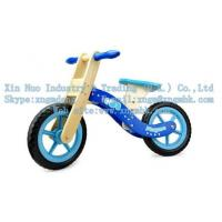 Wholesale Wooden toys, wooden bike, wooden toy car、Wooden bicycle from china suppliers