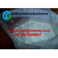Wholesale Healthy Muscle Mass Gain Prohormones Steroids MethylStenbolone M-Sten Powder from china suppliers
