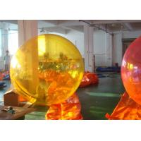 Wholesale Giant Outdoor Inflatable Water Toys For Kids Human Water Walking Ball from china suppliers