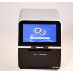 China Veterinary Full Automatic Portable Chemistry Analyzer , Blood Chemistry Analyzer for sale