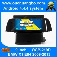 Wholesale Ouchuangbo S160 BMW X1 E84 2009-2013 autoradio DVD gps with AUX 4 Core WIFI android 4.4 OS from china suppliers