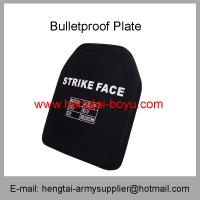 Buy cheap Wholesale Cheap China Army Black Nijiv Ballistic Silicon Carbide Ceramic Plate from wholesalers