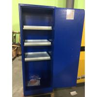 Wholesale Grounding Corrosive Safety Cabinets , Acid Storage Containers 22 GAL Lockable from china suppliers