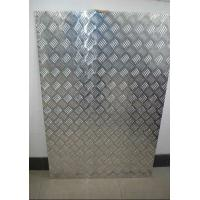 Wholesale 1220mm*2440mm Embossed Aluminum Sheet 5 Bars for Bus , Boat , Trailer from china suppliers