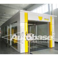 China benz car wash machine in autobase with automatic wash system for sale