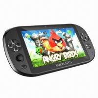 China 7-inch Smart Game Console Tablet PC with Wi-Fi, Supports All Games, Android 4.0 OS on sale
