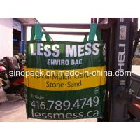 China Biaxial Oriented Polypropylene BOPP laminated bags / Tonne Bag on sale