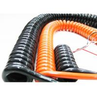 Wholesale Coiled Power Cord Spring Coiled Electrical Wire For Signal Transmission from china suppliers
