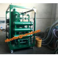Buy cheap Used Transformer Oil Recycling Machine, Cable Oil Regeneration,Switchgear  Oil Recondition equipment from wholesalers