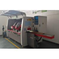 Buy cheap Inverter Feeding Six Head Moulder And Multiple Rip Saw Vibration Reduction from wholesalers
