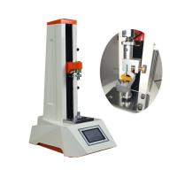Buy cheap PSTC -16 Loop Tack Testing Machine , Primary Adhesion Tester 50N from wholesalers