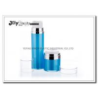 Wholesale Custom Made Empty Makeup Containers , Plastic Cosmetic Jars And Bottles from china suppliers