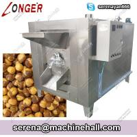 Wholesale FOB Price Industrial Chickpea Roasting Machine / Chana Roaster for Sale China from china suppliers