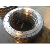 Wholesale single row ball slewing bearing ring ;01 series slewing bearing ring from china suppliers