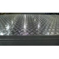 Wholesale 3003 5052 5083 6061 Hot Rolled Aluminum Tread Plate Diamond Plate Sheets and Coil from china suppliers
