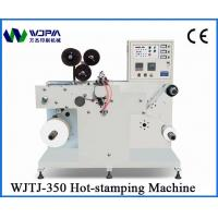 China Automatic Label Hot Stamping Machine on sale