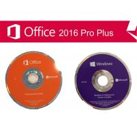 Wholesale Microsoft PC Computer Software Updates Office 2016 Professional Plus with 3.0 USB Flash Drive from china suppliers