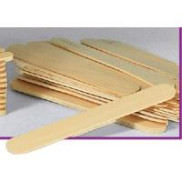 """Wholesale natural wood craft sticks 6"""" jumbo craft sticks 500pcs in a box from china suppliers"""
