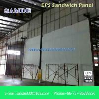 Wholesale Building construction company decorate concrete walls removable wall partition panel from china suppliers