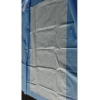Wholesale EN 13795 Sterilized Impervious Disposable Gowns Anti - Static And Fluid Resistance from china suppliers