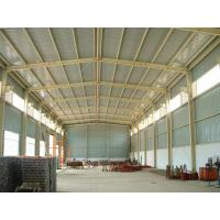 China Clear Span Steel Structure Warehouse Light Steel Frame Construction Warehouse for sale