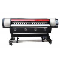 Buy cheap Stable Quality Large Format Eco Solvent Printing Machine 1.8M Single Head from wholesalers