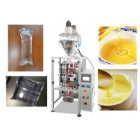 Wholesale Stainless Steel Automatic Liquid Pouch Packing Machine 0.5 - 1% High Accuracy from china suppliers