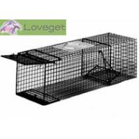 Wholesale Medium humane animal traps, black, silvery, rust-red available from china suppliers