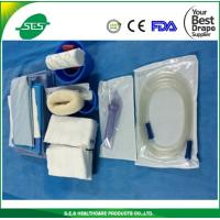 Wholesale EO Sterile Surgical Orthopedic Arthroscopy O-Drape Pack from china suppliers