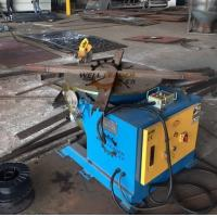 Wholesale Welding Positioner Type Pipe flange Rotating Welding Table With Slew Bearing Oil Free Gearbox from china suppliers