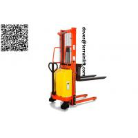 Wholesale Semi-electric Pallet Stacker SPN10 from china suppliers
