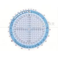 Wholesale Plastic Circular Flight Planning Computer for Performing Flight Calculation  E6B-CIRC from china suppliers