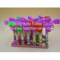 Wholesale Multi Color Gun Toy Candies / Tablet Candy With Sugar Particle Texture from china suppliers