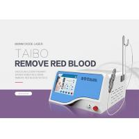 Buy cheap 10HZ Portable 15W 20W 30W 980 nm Diode Laser Vascular / Veins Removal Laser from wholesalers