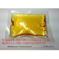Buy cheap SARMs Powder Boldenone Undecylenate Equipoise Muscle Gaining Steroids CAS13103-34-9 from wholesalers