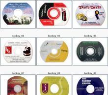 China Shape CD DVD Replication on sale