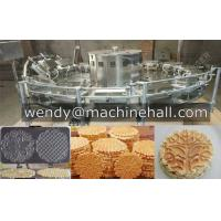 Wholesale Automatic Pizzelle Cookie Machine |Easy Operate Ice cream Cone Machine/Egg Roll Machine/Sunflower Cookie Machine from china suppliers