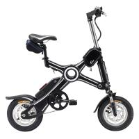 Buy cheap Small wheel Foldable Electric Scooter for adult , 25KM Max Speed from wholesalers