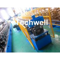 Wholesale PPGI , Aluminum Forming Material Gutter Roll Forming Machine For Making Rainwater Gutter , Seamless Gutter from china suppliers