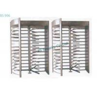 Quality Crowd Control Safety Half Full Height Turnstiles Children's Security Barrier for sale