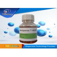 Wholesale Eco - Frinendly WinSperse Carbon Black Dispersant  Water Based Colorant Dispersant from china suppliers