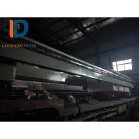 China Customized Separation Dewatering Filter Press  / Membrane Filter Press Used in construction site for sale