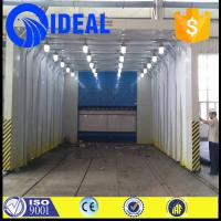 Quality Mercury free water curtain new condition environmental spray booth for sale