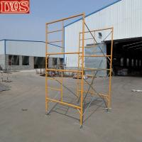 Wholesale Scaffolding Flip Lock Step Ladder Frame for Masonry from china suppliers