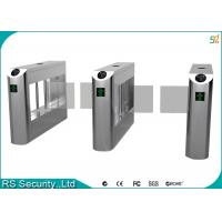 Wholesale intelligent Stainless Steel Swing Barrier Gate full height tripod turnstiles from china suppliers