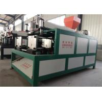 Wholesale Electric Hydrulic Blow Molding Machinery , HDPE lDPE pe pp plastic bottle manufacturing machines from china suppliers